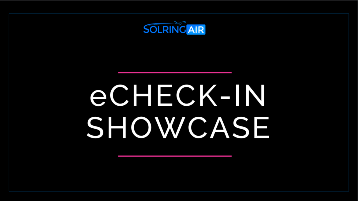 echeck-in showcase